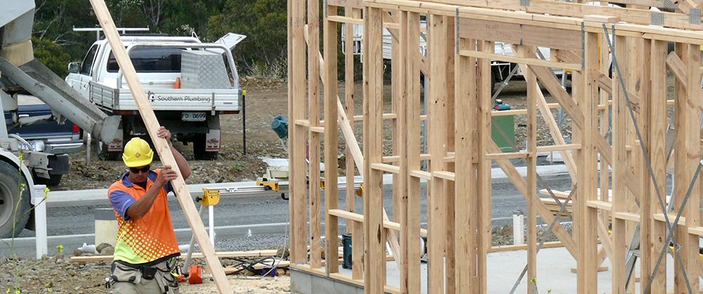 St Ann's Verve Village Under Construction