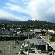 Channel Court, Kingston, Tasmania - in construction
