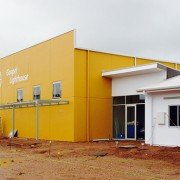 United Pentecostal Church, Morphett Vale, Adelaide - in construction
