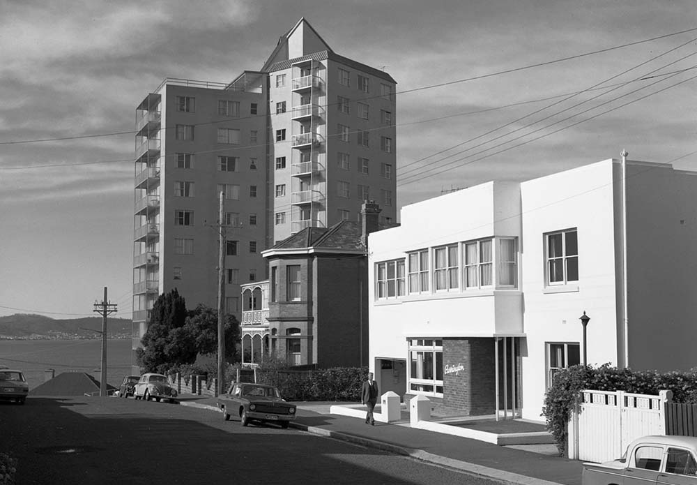 BPSM History: Empress Towers, Battery Point
