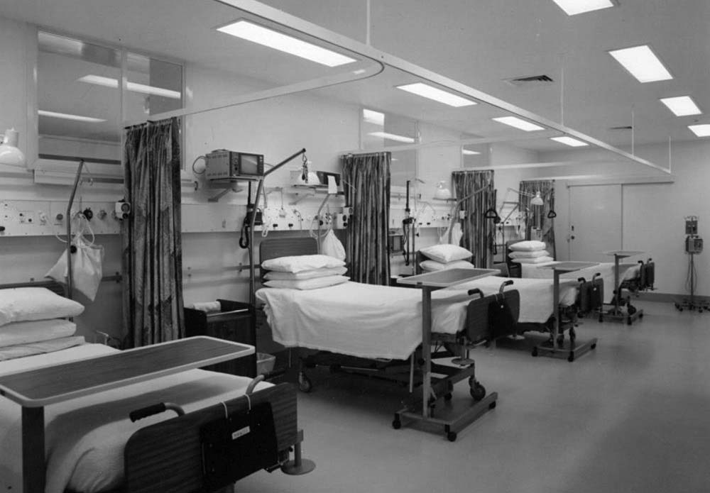 BPSM History: General Repatriation Hospital