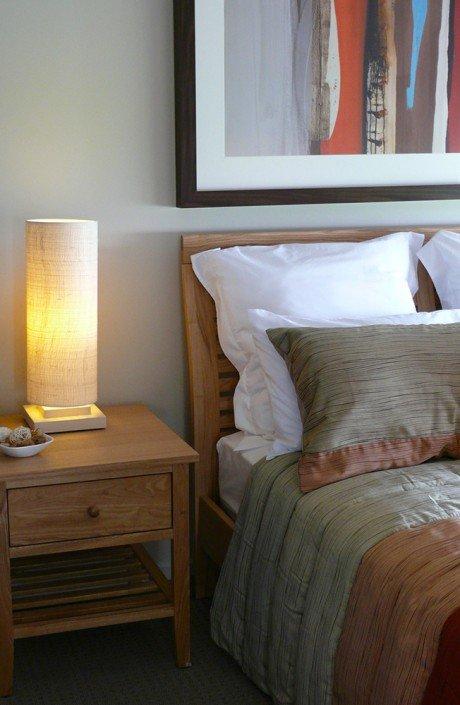 St Ann's Verve Village show home - Bedroom