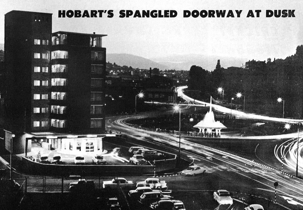 BPSM History: Travel Lodge, Hobart