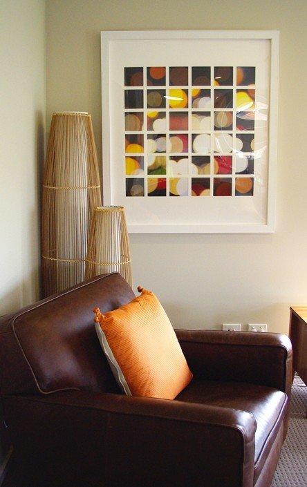 St Ann's Verve Village show home - lounge