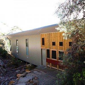 Windy Ridge Walkers Hut, Overland Track, Tasmania