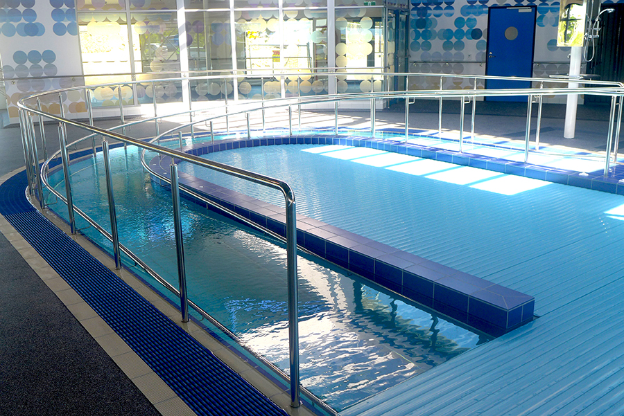 Project barossa park wellness and community centre for Hydroponic pool