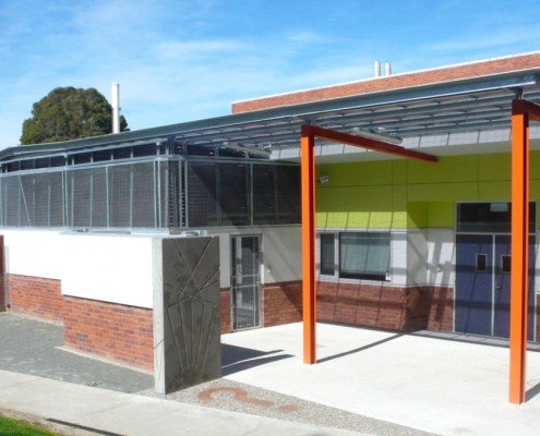 Rosny College Redevelopment, Hobart - science classroom