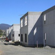 Barossa Park Lodge, Glenorchy, Tasmania - in construction
