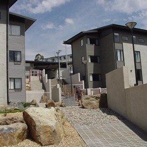 UTAS Student Housing, Hobart Tasmania