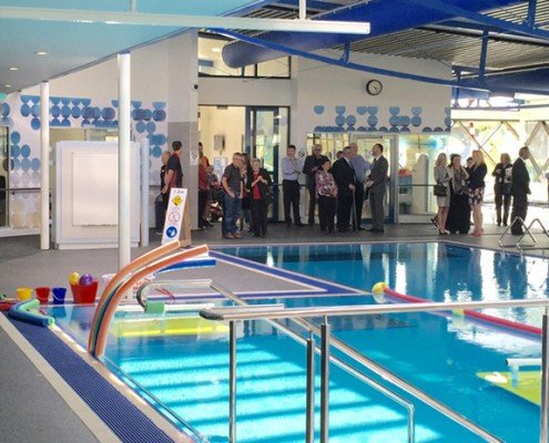 Barossa Park Hydrotherapy Pool and Wellness Centre - YMCA kids area