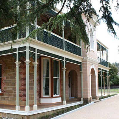 Heritage renovation and restoration, Wirksworth House, Bellerive, Tasmania