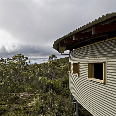 Hartz Mountain Walkers Shelter, Tasmania
