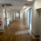 Royal Hobart Hospital - Level 8 Oncology Ward, hallway