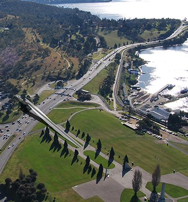 Tasman Highway Memorial Bridge 3D concept design
