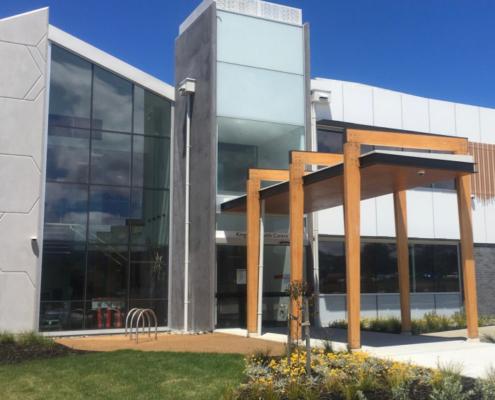 Kingston Community Health Centre - health care architecture Tasmania