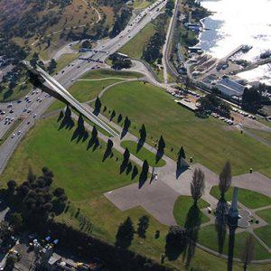 Tasman Highway Memorial Bridge, Hobart Tasmania