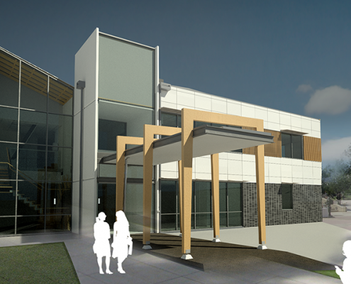 Kingston Health Centre Concept Design Environmentally Sustainable Design