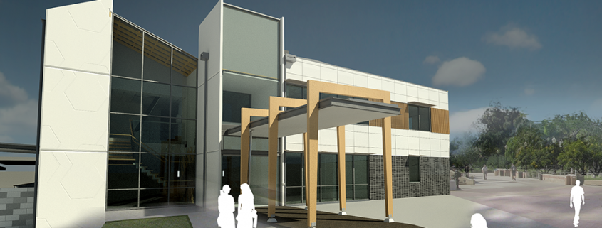 Kingston Health Centre Concept Design Environmentally Sustainable Design