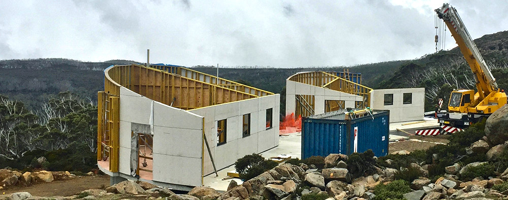 News Mount Mawson Public Shelters In Construction Bpsm