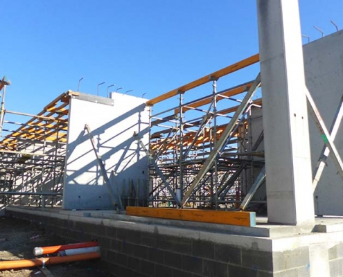 Kingston Community Health Centre_External walls
