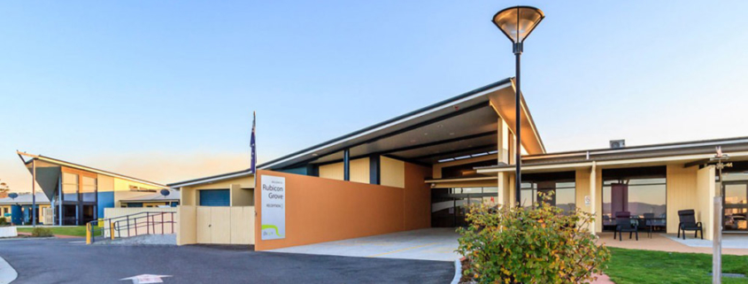 Rubicon Grove aged care and seniors living facility, Port Sorell, Tasmania