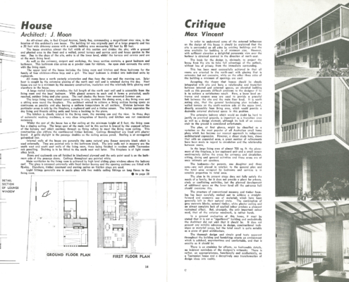 Tasmanian Architect Bornholm