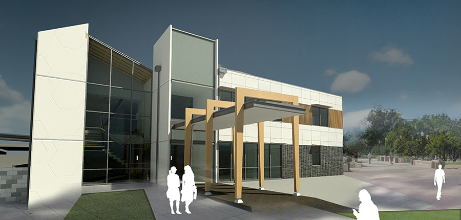 3D Renders and visualisation example project_health care
