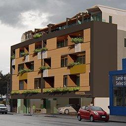 Burnett Street Apartments