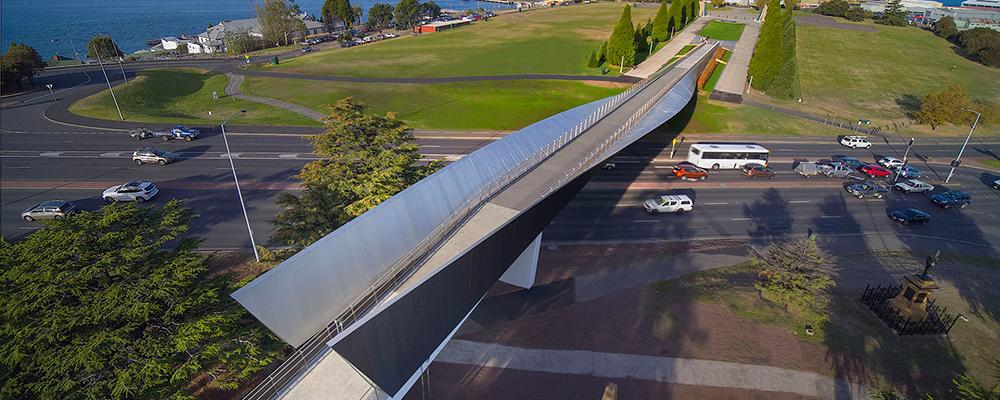 """Tasmanian Highway Memorial Bridge """"Bridge of Remembrance"""""""