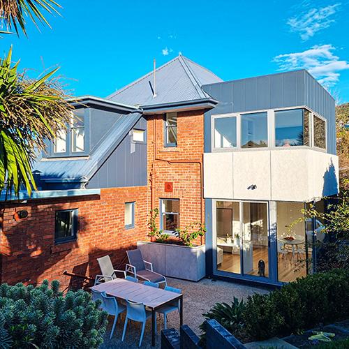 Allison Residence, Sandy Bay by BPSM Architects