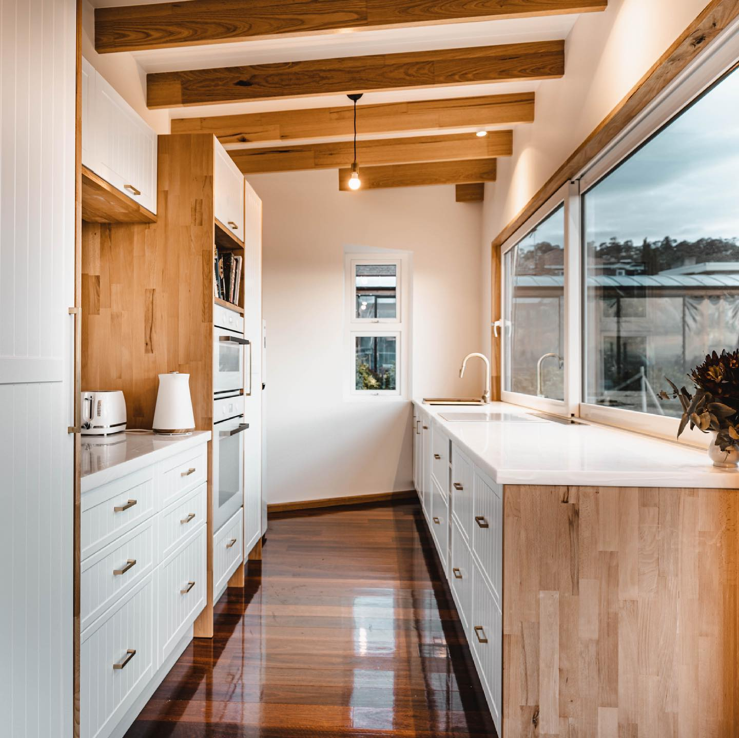 Private Residence_Sandy Bay, by BPSM Architects - Kitchen
