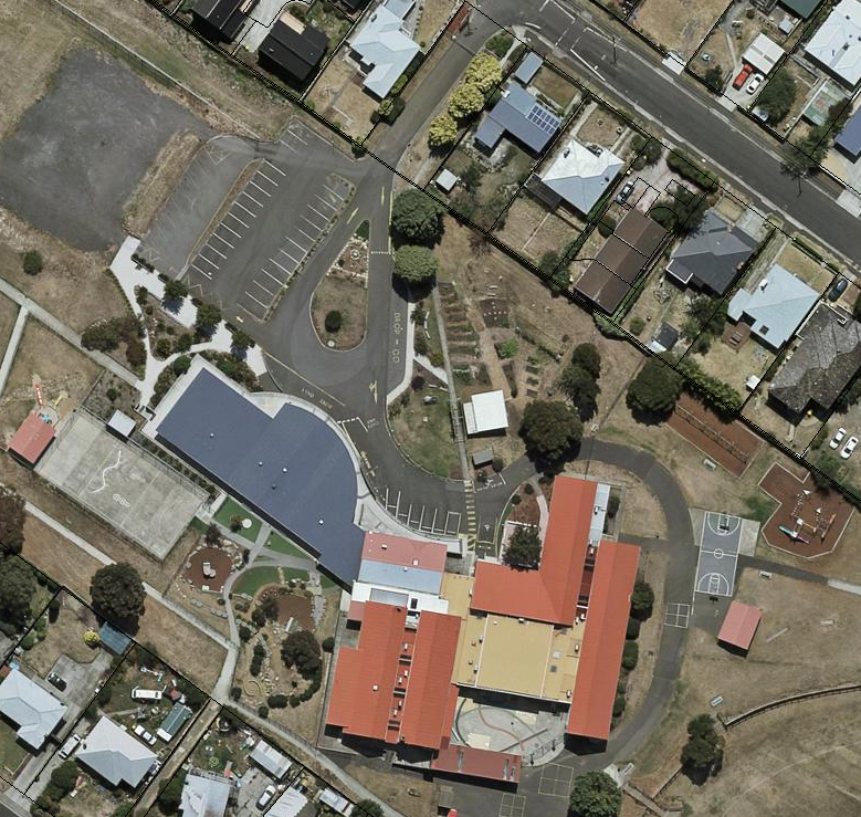 Springfield Gardens Primary School _Aerial View